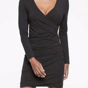 Athleta Wilder Long Sleeve Dress NWT XXS